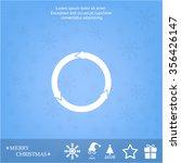 circular arrows vector icon   Shutterstock .eps vector #356426147