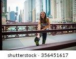 preparing for the run ahead....   Shutterstock . vector #356451617