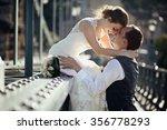 young beautiful stylish fun... | Shutterstock . vector #356778293