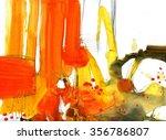 grunge punky lively artistic... | Shutterstock . vector #356786807