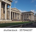 The British Museum In London ...