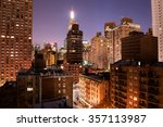 View Of Downtown Manhattan At...