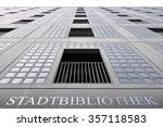 stuttgart  germany   april 16 ...   Shutterstock . vector #357118583