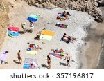 milos  greece   september 10 ... | Shutterstock . vector #357196817