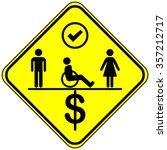 equal employment opportunities. ...   Shutterstock . vector #357212717