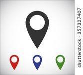 internet icon | Shutterstock .eps vector #357327407