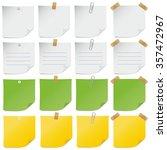 stickers | Shutterstock .eps vector #357472967