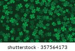 Widescreen Clover Background....