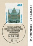 germany   circa 1997  a first... | Shutterstock . vector #357836867