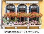 Venice Italy  Balcony Terrace...