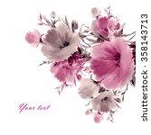 Floral Watercolor Spring...