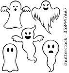 vector illustration of a... | Shutterstock .eps vector #358447667