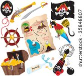pirate birthday party clip art...