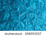 abstract beautiful blue elegant ... | Shutterstock . vector #358592537