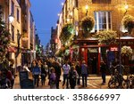 dublin  ireland   9 september ... | Shutterstock . vector #358666997
