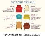 vector infographic of accent... | Shutterstock .eps vector #358766633