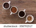 Four Cups Of Coffee  Phases Of...