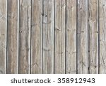 Brown Weathered Boardwalk...