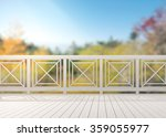 balcony and terrace of the blur ... | Shutterstock . vector #359055977