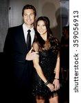 roselyn sanchez and her husband ... | Shutterstock . vector #359056913