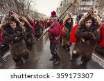 comanesti  romania   december... | Shutterstock . vector #359173307