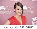 venice   september 9  actress...   Shutterstock . vector #359188403