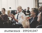 business team meeting... | Shutterstock . vector #359241347