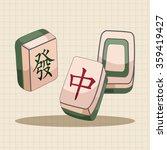 Mahjong Theme Elements