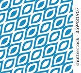 seamless ogee vector background ... | Shutterstock .eps vector #359431907