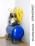 Small photo of Used air pump