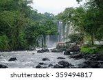 waterfall salto de eyipantla ... | Shutterstock . vector #359494817