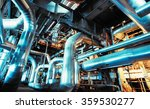 equipment  cables and piping as ... | Shutterstock . vector #359530277