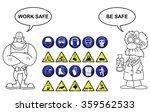 construction related mandatory  ...   Shutterstock .eps vector #359562533