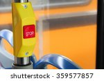 stop on request button on bus | Shutterstock . vector #359577857