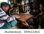 hakha  myanmar   june 19 2015 ... | Shutterstock . vector #359612363