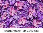 Artificial Purple Orchid Flowe...