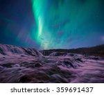 Stock photo bruarfoss waterfall in iceland 359691437