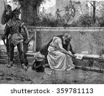 the death of archimedes ... | Shutterstock . vector #359781113