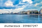 Bari Seafront City View From...