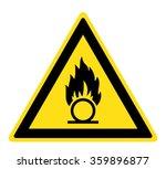 Warning Oxidizing Substance...