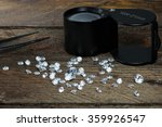 cut diamonds with folding...   Shutterstock . vector #359926547
