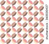 cute retro abstract seamless... | Shutterstock .eps vector #360030437