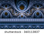 Abstract Fractal Pattern ...