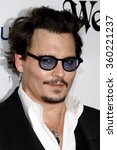Johnny Depp At The Art Of...