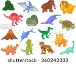 Palaeosaurus  Styracosaurus ...