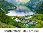 Geiranger Fjord  Beautiful...