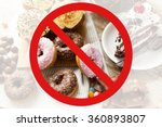 close up of sweets on table... | Shutterstock . vector #360893807