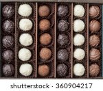 Chocolates In The Box