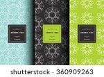 vector set of design elements...   Shutterstock .eps vector #360909263