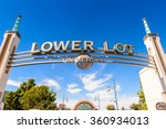 los angeles  usa   sep 27  2015 ... | Shutterstock . vector #360934013